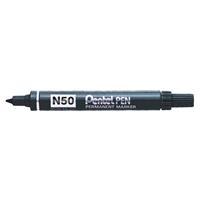Pentel merkstift Pen N50 zwart
