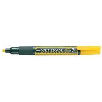Viltstift  SMW26 krijtmarker geel 1.5-4mm