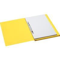 Dossiermap  Secolor folio duplexmap 225gr geel