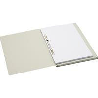 Dossiermap  Secolor folio duplexmap 225gr grijs