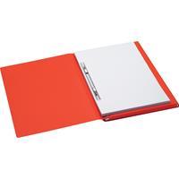 Dossiermap  Secolor folio duplexmap 225gr rood
