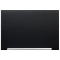 Nobo Diamond glasbord zwart ft 67,7 x 38,1 cm
