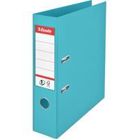 Esselte ordner Colour'Ice No. 1 A4, uit PP, rug van 7,5 cm, blauw