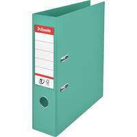 Esselte ordner Colour'Ice No. 1 A4, uit PP, rug van 7,5 cm, groen