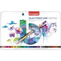 Kleurpotloden  aquarel Expression blik à 36 stuks assorti