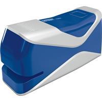 Nietmachine  Elektrisch 10BX 10vel blauw/wit