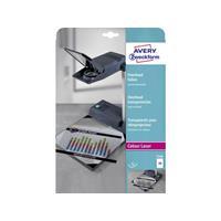 Avery Zweckform Avery-Zweckform 3566 Transparant DIN A4