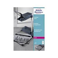 Avery Zweckform Avery-Zweckform 3552 Transparant DIN A4