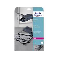 Avery Zweckform Avery-Zweckform 3562 Transparant DIN A4