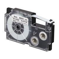 Labeltape extra sterk klevend Casio XR XR-9GWE Tapekleur: Wit Tekstkleur:Zwart 9 mm 5.5 m
