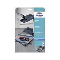 Avery Zweckform Avery-Zweckform 2503 Transparant DIN A4