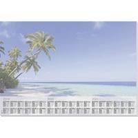 sigel SI-HO470 Bureauonderleggers 59,4x41cm 30 Vel Beach