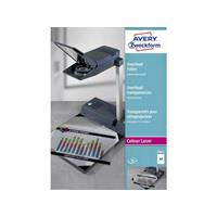 Avery Zweckform Avery-Zweckform 3561 Transparant DIN A4