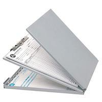 Formulierhouder A4 top-opening aluminium