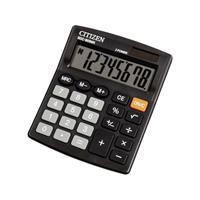 Citizenoffice Allrounder bureaurekenmachine SDC-805BN, zwart