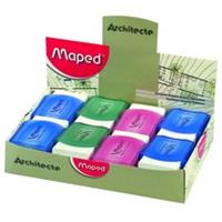 Maped gum Architecte doos van 16 stuks