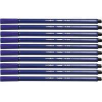 Senator Fineliner FL1010 10 stuks/pack Blauw 0.4 mm S-064270V10001