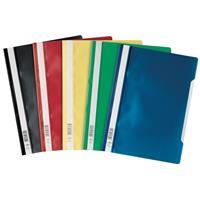 Durable snelhechtmap ft A4 geassorteerde kleuren