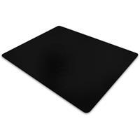 Vloerbeschermer PVC - Zwart - Tapijt - 90x120cm