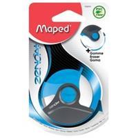 Maped gum Zenoa+, in geassorteerde kleuren, op blister