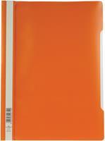 Durable snelhechtmap ft A4 oranje