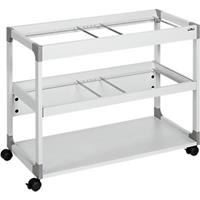 Durable SYSTEM FILE TROLLEY 200 MULTI DUO