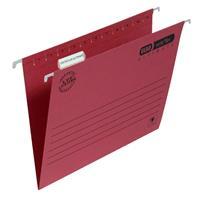 Elba Hangmap  Verticflex Ultimate folio V-bodem rood