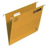 Elba Hangmap  Verticflex folio V-bodem geel