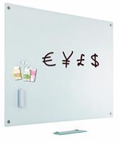 Smit Visual Glassboard 45x60 cm - wit
