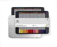 Winsor & Newton Studio Collection 48 kleurpotloden in blik