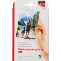 Quantore Fotopapier  10x15cm 245gr glans 50vel