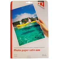 Quantore Fotopapier  A4 230gr mat satijn 50vel