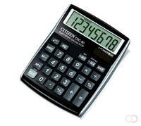 Bureau rekenmachine Allround, zwart