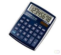 Bureau rekenmachine Allround, blauw