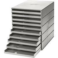 styro® ladeblok styroval, 10 laden open, C4, polystyreen