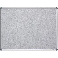 Maul Prikbord 2000, structuur, alu - profiel, 60 x 90