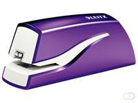 Leitz Nietmachine  WOW New NeXXt elektrisch paars