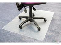 Floortex Stoelmat  PVC 120x150cm voor zachte vloeren