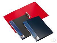 Hf2 Klemmap  A4 rood