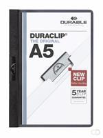 Durable DURACLIP KLEMMAP A5 ZWART