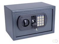 Pavo Kluis  310x220x200mm elektronisch donkergrijs