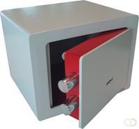 de Raat Privékluis  Compact Safe met dubbelbaardsleutelslot