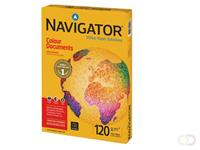 Navigator Colour Documents A4 120gr wit 250vel