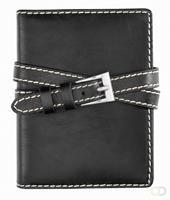 Succes Omslag Junior 15 mm Double Belt Zwart