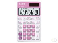 Casio Rekenmachine  SL-300NC roze