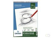 Canson Schetsboek  A3 100gr 50vel