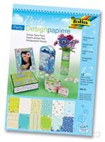 Folia Designpapier  party