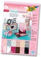 Folia Designpapier  sweet
