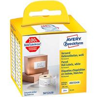 Avery Zweckform AVERY® adresetiketten, permanent