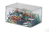 Durable Paperclips, plastic laagje